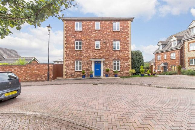 Thumbnail Detached house for sale in Woolpitch Wood, Chepstow, Monmouthshire