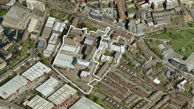 Thumbnail Flat for sale in London Square, 59 Grange Road, Bermondsey