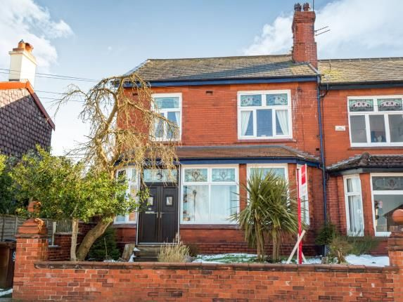 Thumbnail Semi-detached house for sale in Mottram Old Road, Hyde, Greater Manchester, United Kingdom