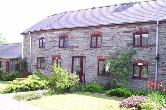 Thumbnail Semi-detached house for sale in Ferwig, Cardigan