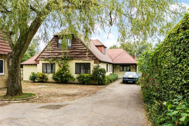 Thumbnail Detached bungalow for sale in Beamond End, Amersham, Buckinghamshire