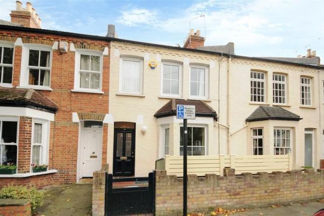 Thumbnail Terraced house for sale in Waldeck Road, London