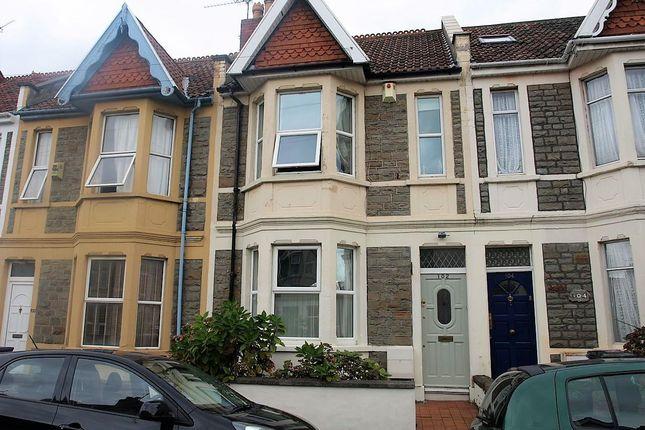 Thumbnail Terraced house for sale in Repton Road, Brislington, Bristol