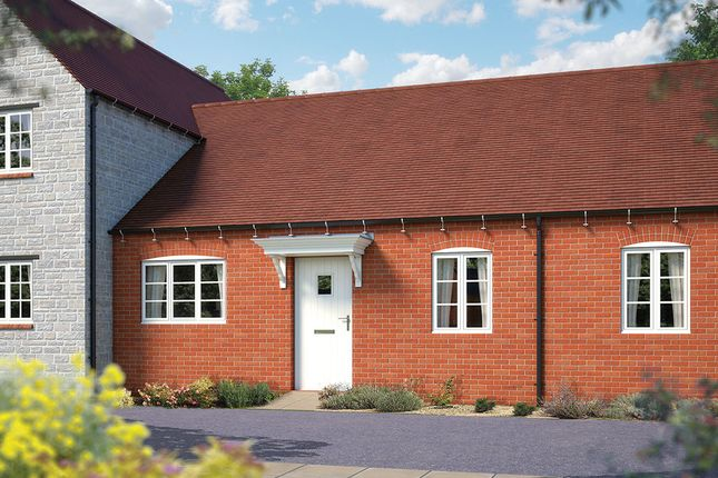 "Thumbnail Bungalow for sale in ""The Whittlebury"" at Towcester Road, Silverstone, Towcester"