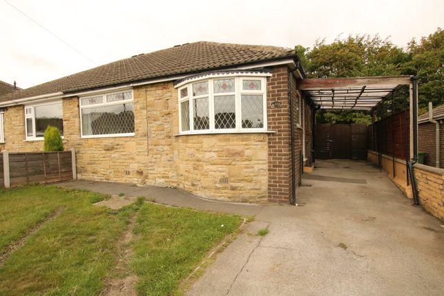 Thumbnail Semi-detached bungalow to rent in Howard Crescent, Durkar, Wakefield