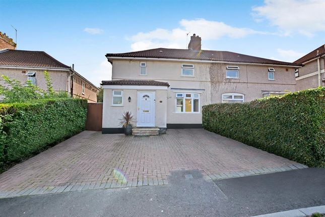 4 bed semi-detached house for sale in Wrington Crescent, Bristol BS13