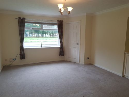Thumbnail Flat to rent in Quarry Street, Motherwell