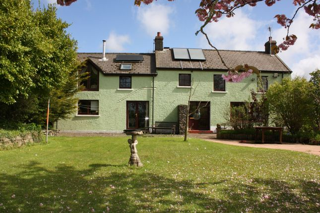Thumbnail Farmhouse for sale in Crundale, Haverfordwest