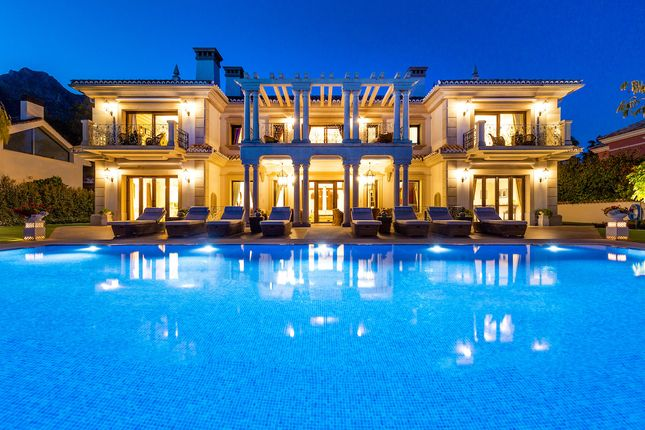 Thumbnail Villa for sale in Sierra Blanca, 29610, Málaga, Spain