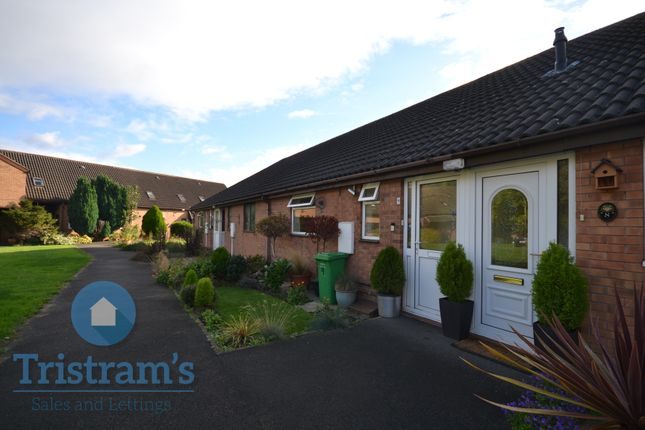 1 bed terraced bungalow to rent in Waterside Gardens, Nottingham NG7