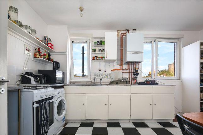 Kitchen View 3 of Crane House, 350 Roman Road, London E3