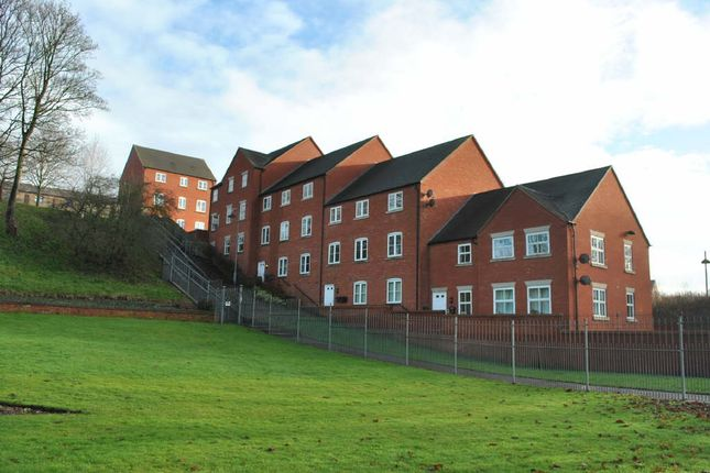 Thumbnail Flat to rent in Jubilee Court, Whitchurch, Shropshire