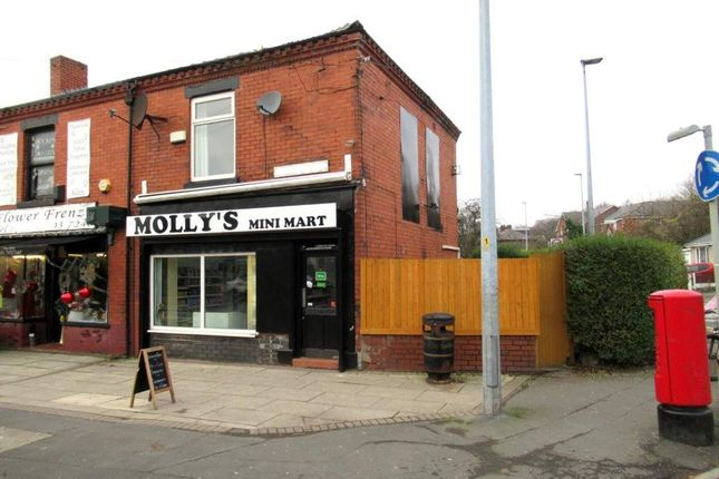 Thumbnail Retail premises for sale in Greater Manchester, Greater Manchester
