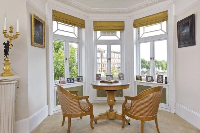 Living Room of Abingdon Court, Abingdon Villas, London W8
