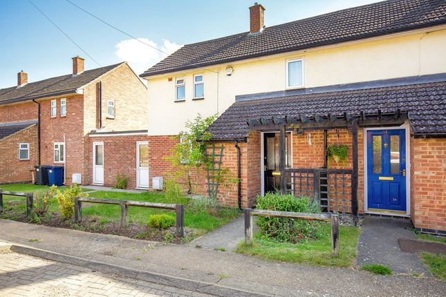 Semi-detached house for sale in Norfolk Road, Wyton, Huntingdon