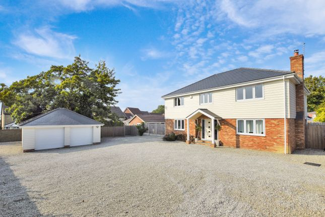 Thumbnail Detached house for sale in Ashford Road, Harrietsham, Maidstone