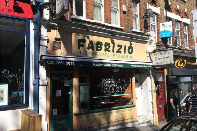 Thumbnail Retail premises for sale in Highgate Hill, London