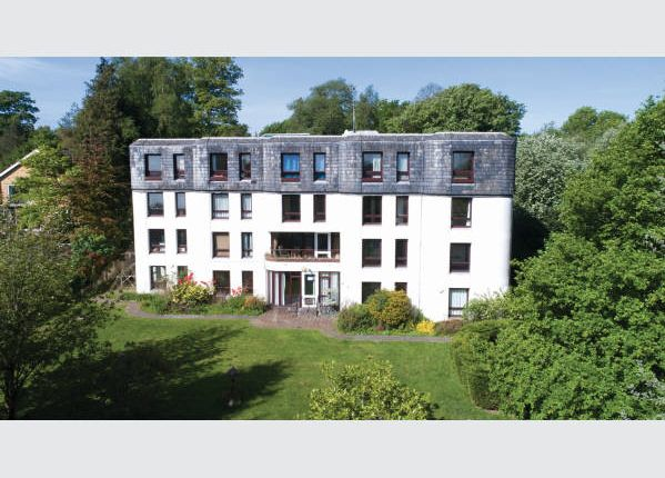 Thumbnail Block of flats for sale in Pennington Manor, Vicarage Road, Southborough, Kent