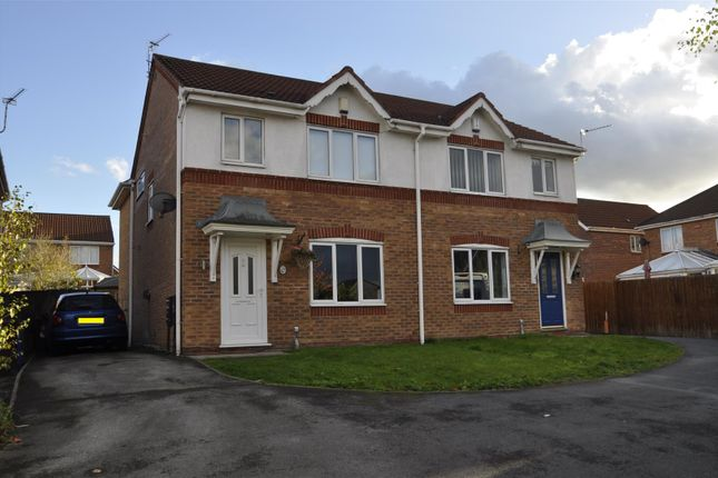Thumbnail Semi-detached house for sale in North Way, Hyde