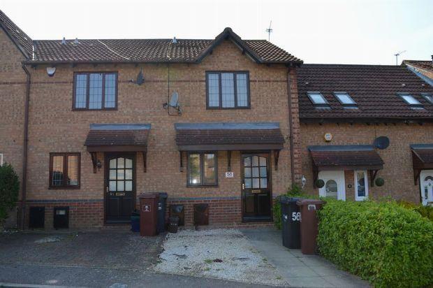Thumbnail Terraced house to rent in Marseilles Close, Duston, Northampton