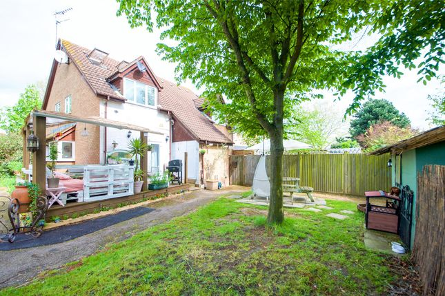 Thumbnail End terrace house for sale in Ammanford Green, Ruthin Close, London