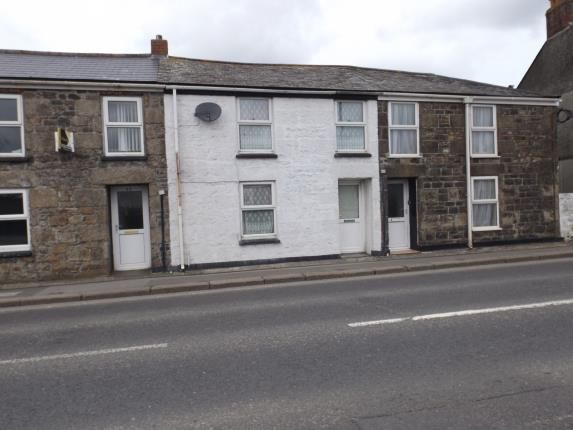 Thumbnail Terraced house for sale in Camborne, Cornwall