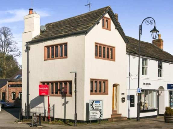 Thumbnail Property for sale in The Village, Prestbury, Macclesfield, Cheshire