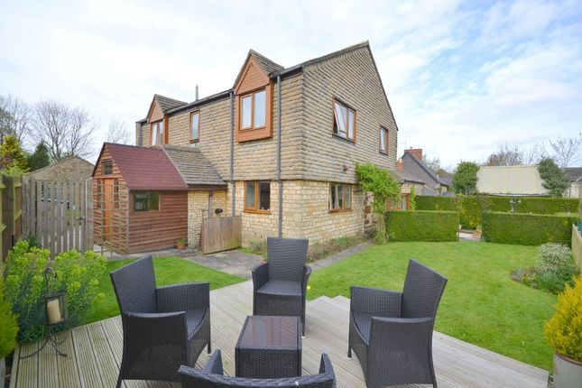 Thumbnail Detached house for sale in Main Street, Woodend, Towcester