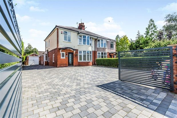 Thumbnail Property for sale in Langdale Road, Preston