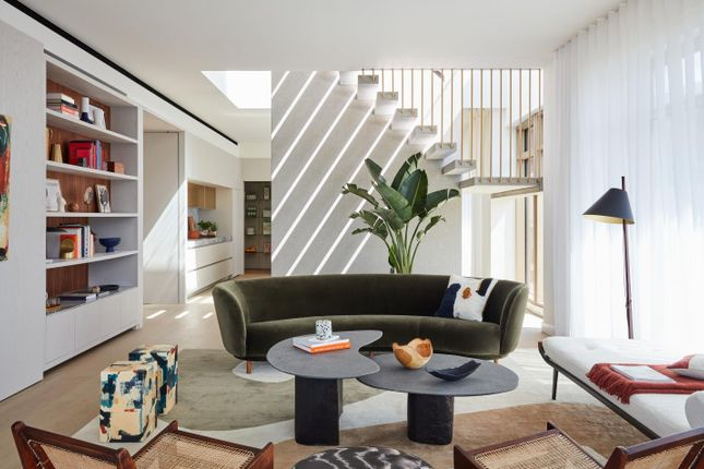 Thumbnail Flat for sale in Luma Dusk Penthouse, 6 Lewis Cubitt Walk, King's Cross, London