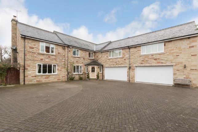 Thumbnail Detached house for sale in The Drey, Darras Hall, Ponteland, Northumberland
