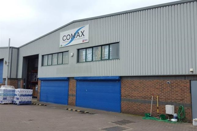 Thumbnail Warehouse to let in Witney Road, Nuffield Industrial Estate, Poole