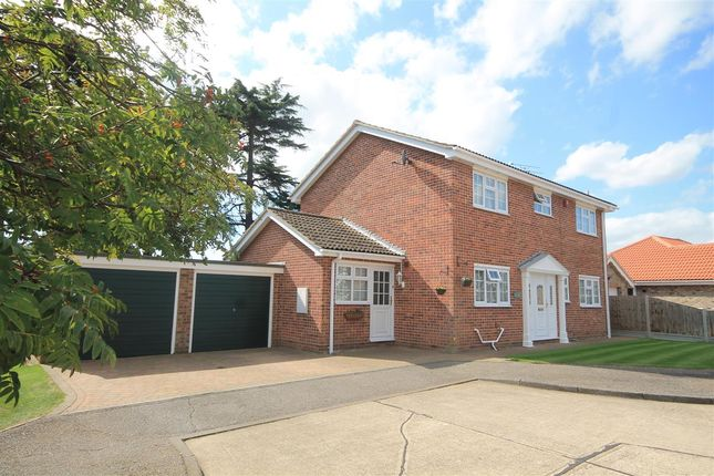 Thumbnail Property for sale in Nightingale Way, Clacton-On-Sea