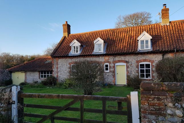 Thumbnail Cottage to rent in The Green, Felbrigg, Norwich
