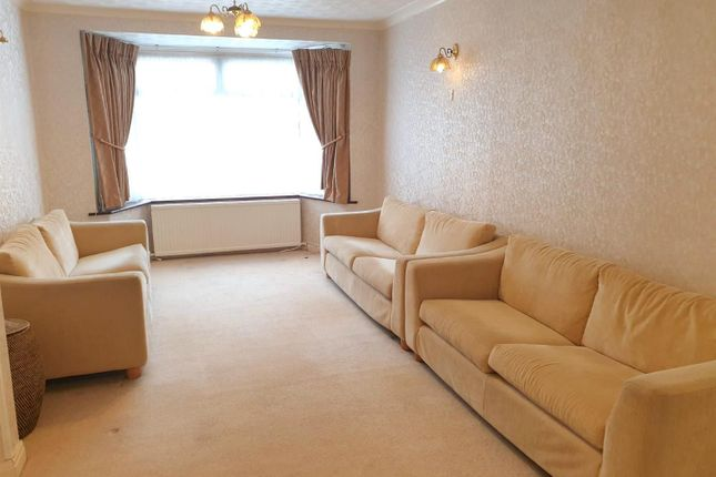 Thumbnail Semi-detached house to rent in Knowsley Avenue, Southall
