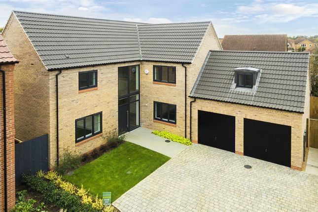 Thumbnail Detached house for sale in Plot 10, Valley View, Retford