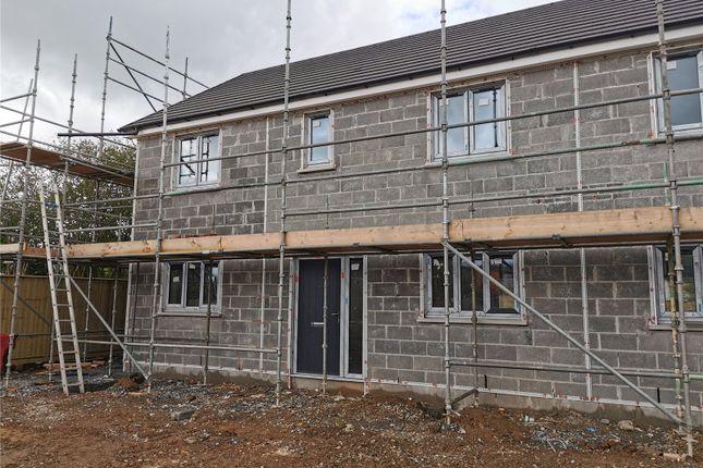 Thumbnail Semi-detached house for sale in Plot 14 The Haven, Land South Of Kilvelgy Park, Kilgetty, Pembrokeshire