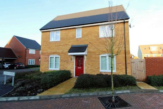 Thumbnail Detached house for sale in Lincoln Gardens, Ashford