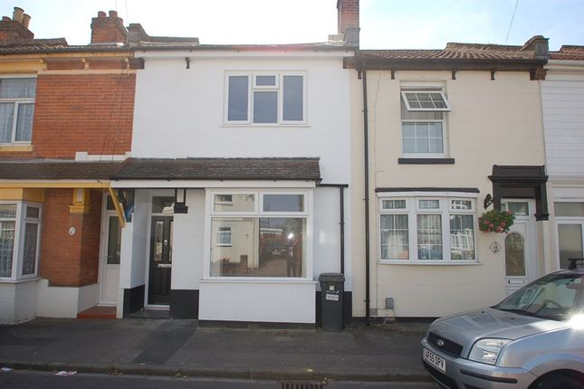 Thumbnail Terraced house to rent in Priory Road, Gosport, Hampshire