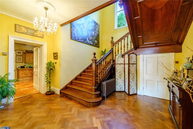 Staircase Hall of Hartley Grange, Grange Lane, Hartley Wintney, Hampshire RG27