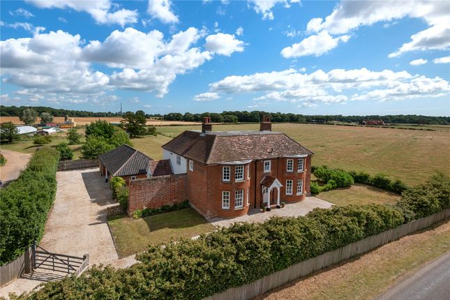 Thumbnail Detached house for sale in Aldeburgh Road, Friston, Saxmundham, Suffolk