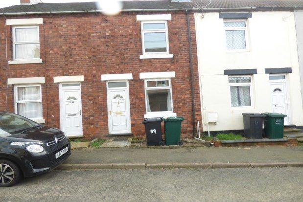Thumbnail Property to rent in Granville Street, Swadlincote