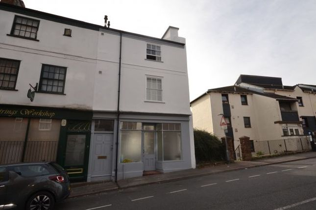 Thumbnail Town house to rent in Bartholomew Street West, Exeter