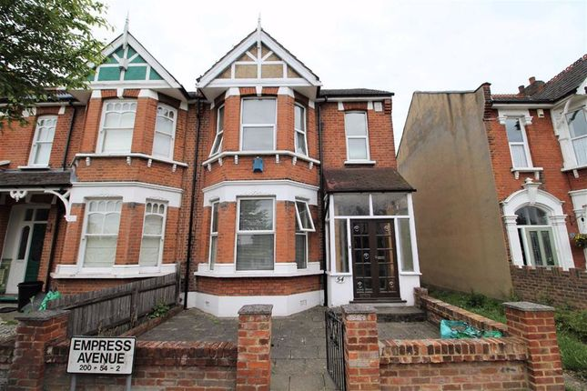 Thumbnail End terrace house for sale in Empress Avenue, Wanstead, London