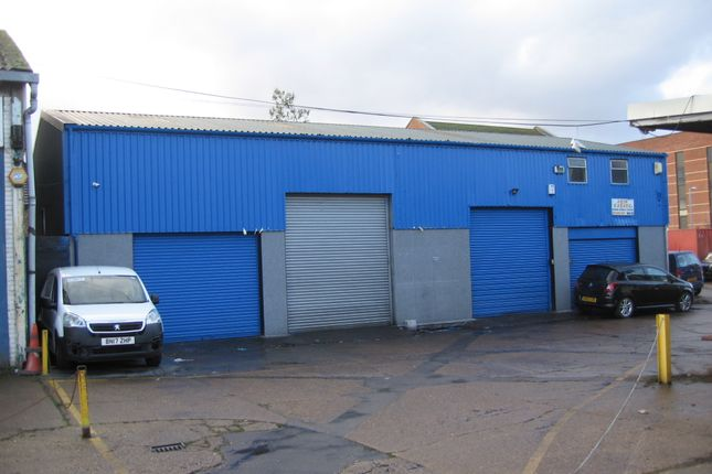 Thumbnail Warehouse for sale in Kemp Road, Dagenham