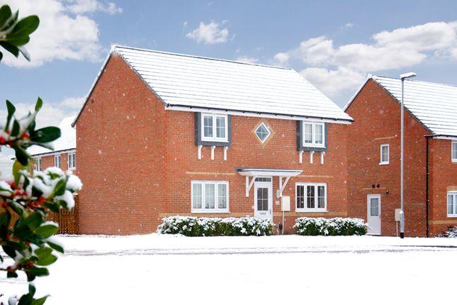 "Thumbnail Link-detached house for sale in ""Thornbury"" at Bruntcliffe Road, Morley, Leeds"