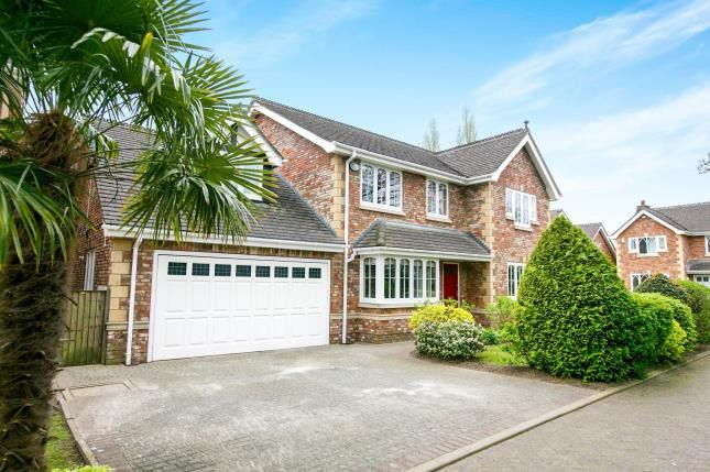 Thumbnail Detached house for sale in Virginia Chase, Cheadle Hulme, Cheadle, Greater Manchester