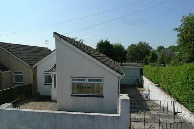 Thumbnail Detached bungalow to rent in Richmond Close, Pontnewydd, Cwmbran
