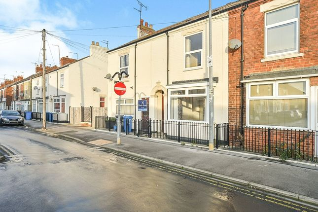 Thumbnail Terraced house to rent in Estcourt Street, Hull