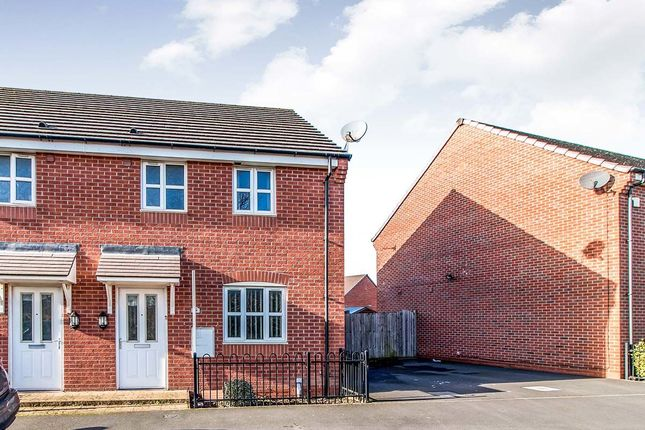 Thumbnail Semi-detached house to rent in Shillingford Road, Manchester
